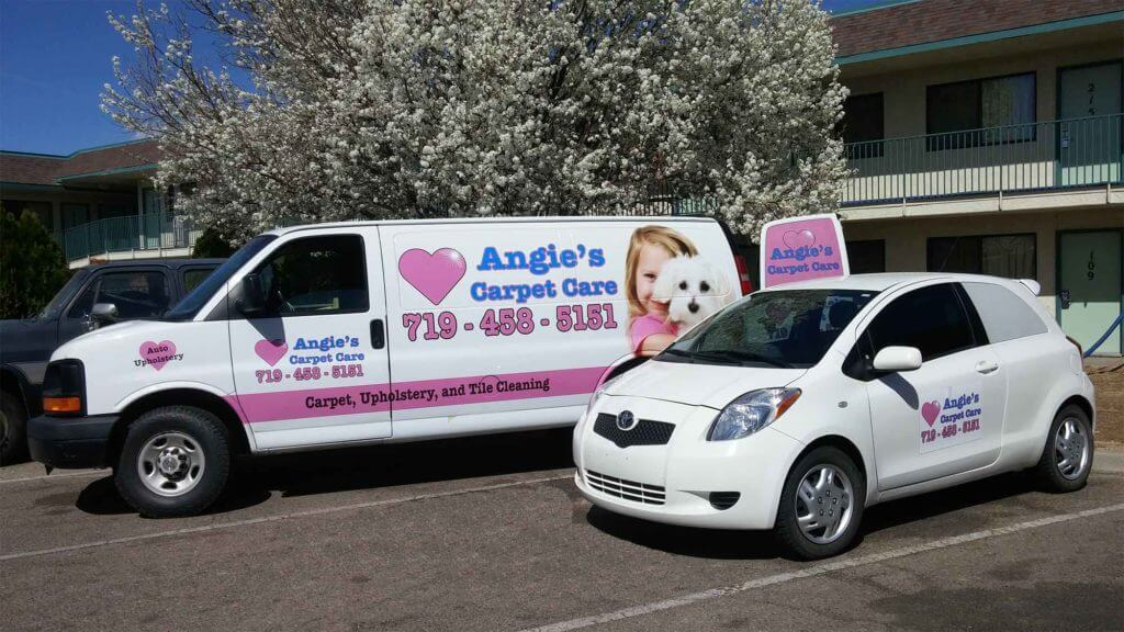 About Angie S Carpet Care
