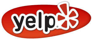 See our Yelp! Testimonials