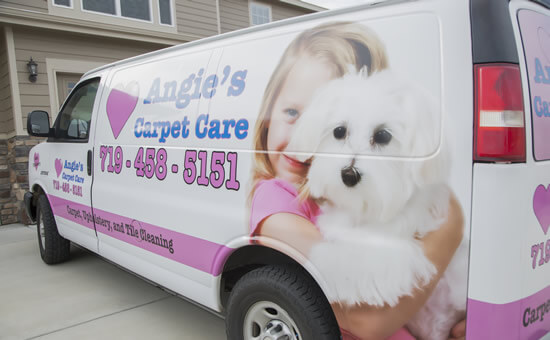 Our state of the art equipment and professional employees provide you with quick in home carpet care services